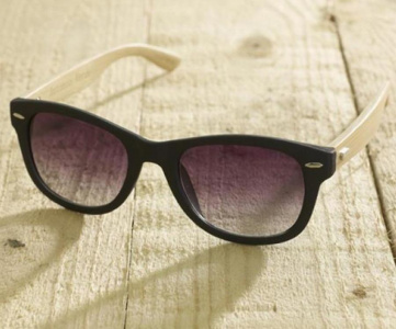 "Antonio Verde Sunglasses ""Trento"" - black"