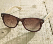 "Antonio Verde Sunglasses ""Trento"" - brown"