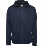 Zip Hood Sweat - dunkelblau