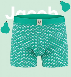 "Boxer-Brief ""Jacob"" - grün"