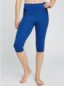 Yoga Leggings - blau