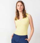 "Top ""Hamabost"" - light yellow"