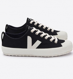 "Veja ""Nova Canvas"" (vegan) - black pierre"