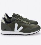 "Veja ""SDU RT B-Mesh"" (vegan) - olive white black sole"