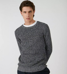 "Strickpullover ""Michaal"" - navy"