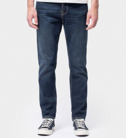 "Nudie Jeans ""Steady Eddie II"" (vegan) - dark classic"