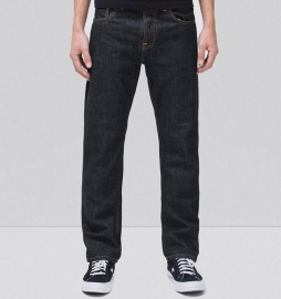"Nudie Jeans ""Sleepy Sixten"" (vegan) - rinse"