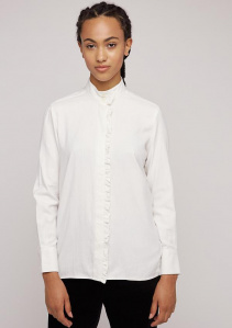 "Blouse ""Clementine"" - blanc"