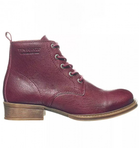 "Ten Points Stiefelette ""Pandora"" - bordeaux"