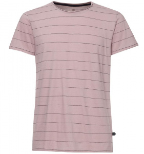 "T-Shirt ""Microstripes"" - rose"