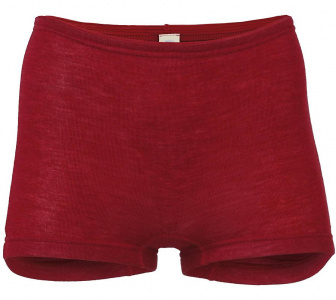 Women's Panties wool/silk - malve