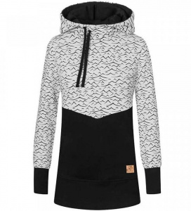 "Sweatshirt Bleed ""Mountain Hoodie"" - noir"