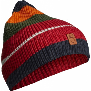 Striped Ribbing Hat