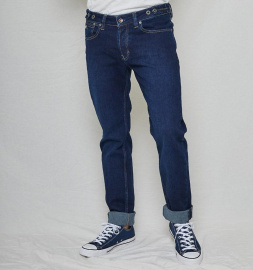 "Kuyichi Jeans ""Nick Straight"" (vegan) - classic blue"