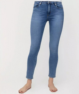 "Jeans ""Tillaa X Stretch"" (vegan) - sky blue"