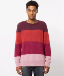 "Strickpullover (Wolle/Alpaka) ""Hampus Tonal Stripe"""