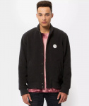 "Nudie Jacke ""Bengan Wool Fleece"" - schwarz"