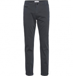 Regular Stretch Chino - dunkelblau
