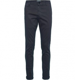 Joe Slim Chino Pant - total eclipse
