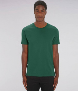 "T-Shirt ""Creator"" - bottle green"
