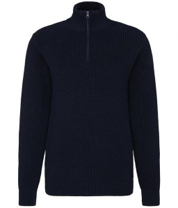 "Männer ""Knitted Troyer"" - navy"