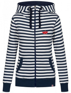 "Derbe Zipper ""Easy Sea"" - navy"