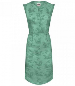 "Bleed ""Tencel-Kleid"" - mint green"