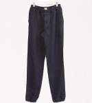 "Hemp Pants ""Flacko"" - dark navy"