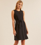 "Lanius ""Sleeveless Dress"" - black"