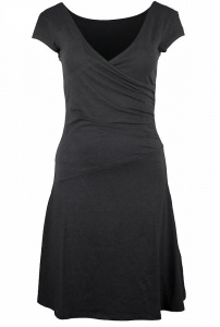 Party Dress (hemp) - black