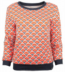 "Sweater ""Granny"" (Hanf) - retro"