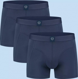 "3er-Pack Boxer-Brief ""Harm"" - navy"