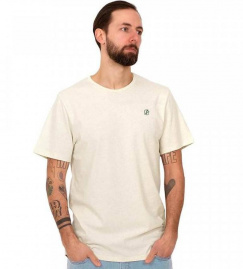 "Hanf T-Shirt ""Natural Grown"" - naturweiß"