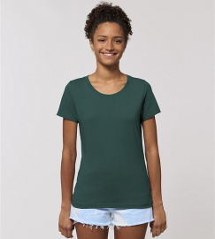 "T-Shirt ""Stella Expresser"" - glazed green"