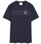 "T-Shirt ""Jaames Headphones"" - navy"