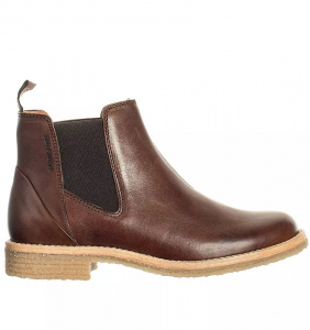 "Ten Points Stiefelette ""Astrid"" - braun"