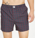 "Boxershorts ""Checked"" - coloured check"