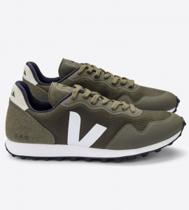 "Veja ""SDU RT B-Mesh"" (vegan) - olive white natural"