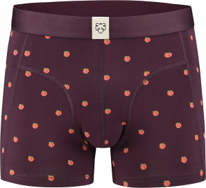 "Boxer-Brief ""Manus"" - aubergine"