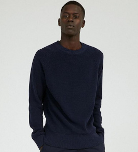 "Pullover ""Ragaa"" - depth navy"