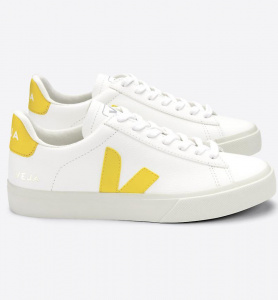 "Veja ""Campo Leather"" - extra white tonic"