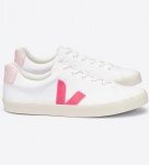 "Veja ""Esplar SE Canvas"" (vegan) - white rose fluo peta"