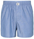"Boxershorts ""Stripes"" - blau gestreift"