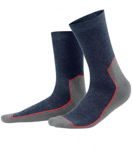 Hiking Socks - grey