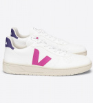 "Veja ""V-10 CWL"" (vegan) - white ultraviolet purple"