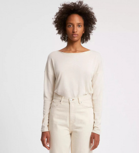 "Knit Jumper ""Ladaa"" - oatmilk"