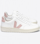 "Veja ""V-12 Leather"" - extra white babe"