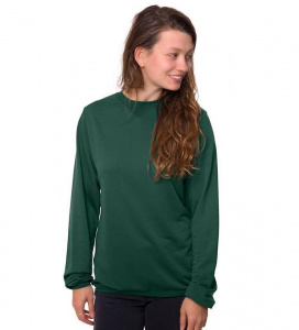 "Bleed ""Super Active Sweater Ladies"" - dark green"
