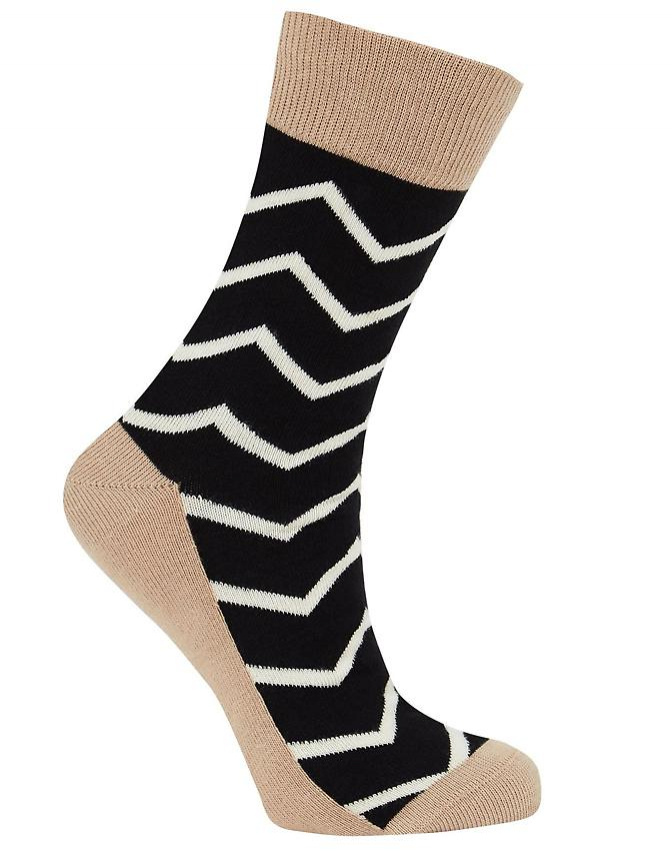Saput Socks - black