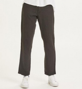 "Linen Pants ""Senna"" - black"